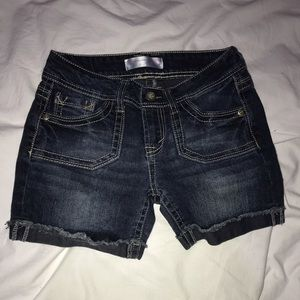 Like brand new jean shorts